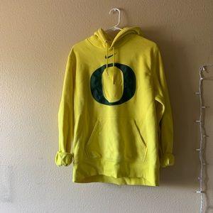 Nike Oregon Ducks Baggy Hoodie